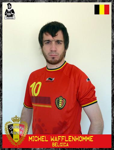 Michel Wafflenhomme - Belgica