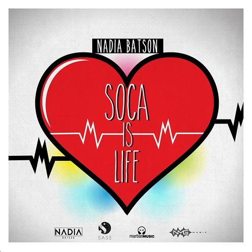 Soca Is Life-Nadia Batson-Art2016