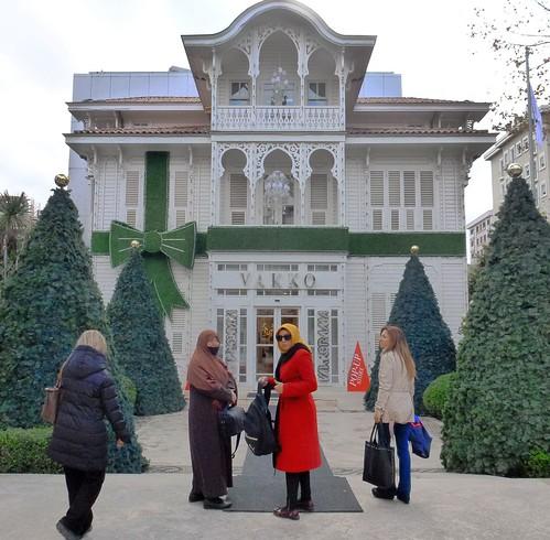 Bağdat Avenue, Istanbul