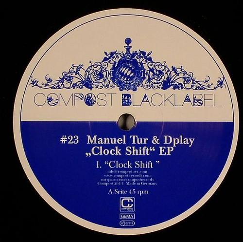 TUR, Manuel/DPLAY - Compost Black Label #23 - Vinyl (12