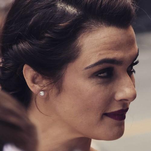 Hair makeup and diamonds #rachelweisz #TIFF15 #TIFF40 #redcarpet #youthmovie #Youth #ElginTheatre #toronto #ontario #Canada #torontophoto #streets #film #movie #Actress #model