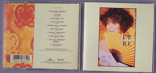 k.t. oslin- love in a small town