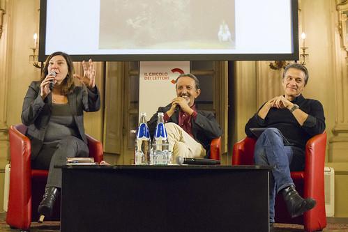 Paola Jacobbi, Giovanni Gastel e Giorgio Ginex