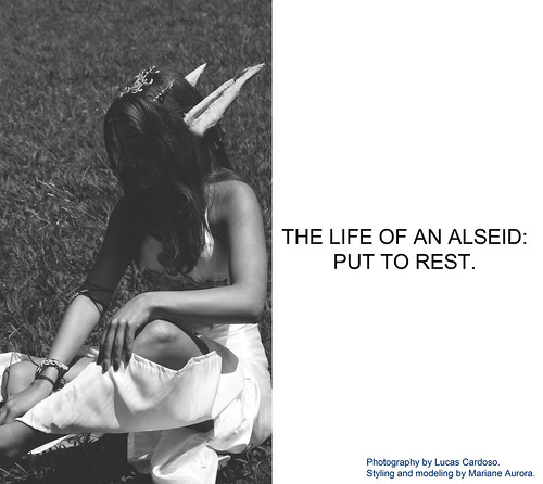 The life of an Alseid: Put to rest.