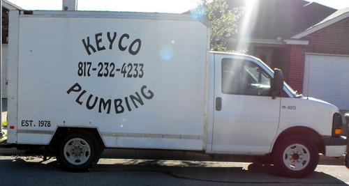 Plumbing Leak 11302016 - Keyco Plumbing