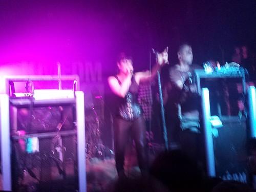 KMFDM Salvation Tour in San Francisco