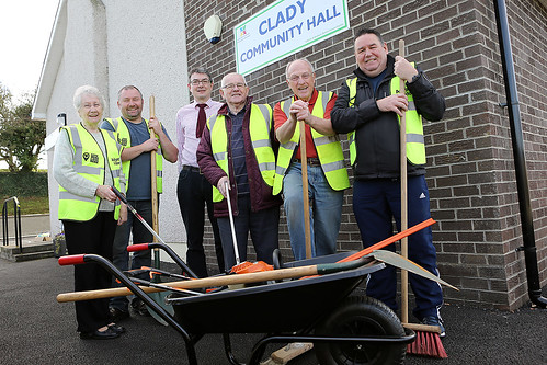 Clady Green Workers