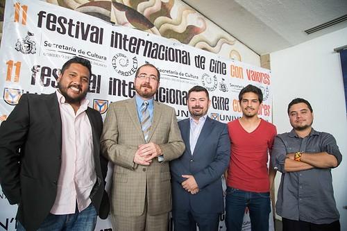 XI FESTIVAL INTERNACIONAL DE CINE CON VALORES ( 11 DE NOVIEMBRE DE 2015)