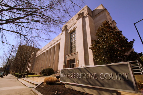 Tennessee Supreme Court (East) - Knoxville