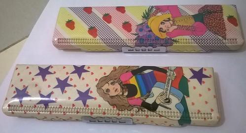Kutsuwa pencil cases