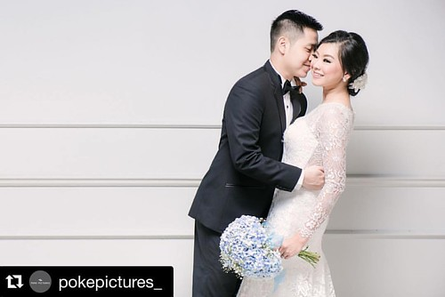 #Repost @pokepictures_ ・・・ Today is the day.  Photo by @wepe_here  #wedding  #weddingday  #pokepictures  #instawedding #vendorweddingjakarta  #weddingku @weddingku  #bridestory @thebridestory  #prewedding #igwedding #igprewedding #brideandgroom #bride  #g