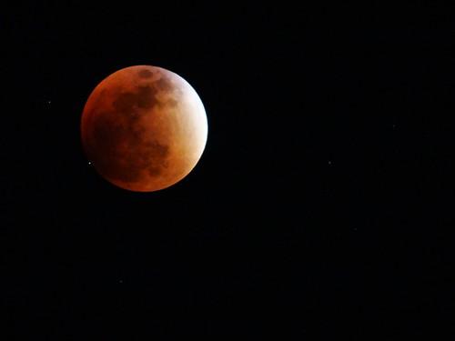 Lua Sangrenta e Superlua 2015