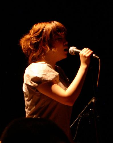 Ami Yoshida (voice) at AMPLIFY 2008: light (2008)