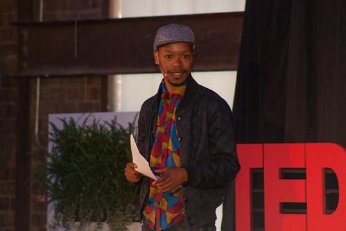 TEDxJohannesburg 2015  Nakhane Toure