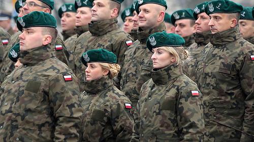 Promocja na pierwszy stopień oficerski