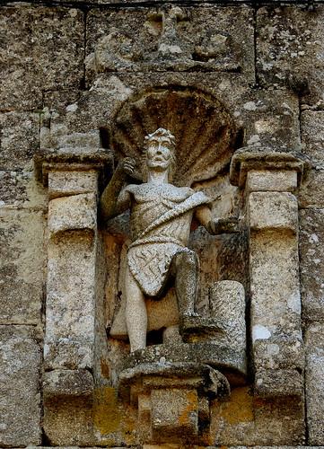 Xoán o Bautista en Baión, s. XVII