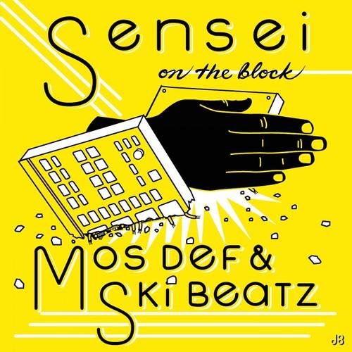 Mos Def & Ski Beatz – Sensei On the Block (CDQ + iTunes)
