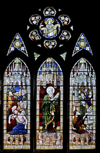 St Thomas, Southborough: south transept, south