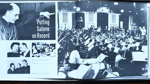 Inside Richard Strauss - Salome - Birgit Nilsson , Gerhard Stolze, Eberhard Wachter, Grace Hoffman, Waldemar Kmentt, Kurt Equiluz, Tom Krause, Wiener Phil., Sir Georg Solti, Decca SET 228/9, Sonicstage, 1962