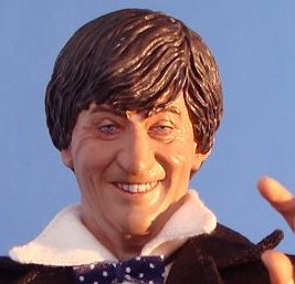 WGP SMILING PATRICK TROUGHTON 1:6 CUSTOM HEAD