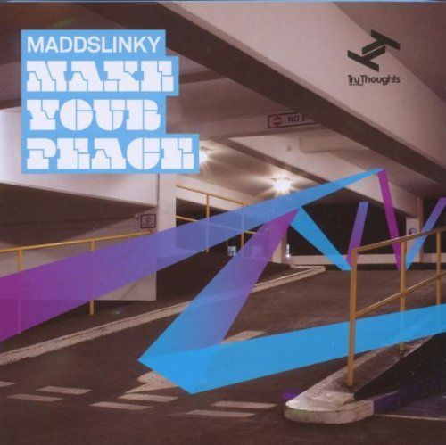 Maddslinky - Make Your Peace NEW CD