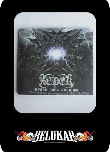 CD Xeper - Eleventh Omega Revelation - IDR 40,000