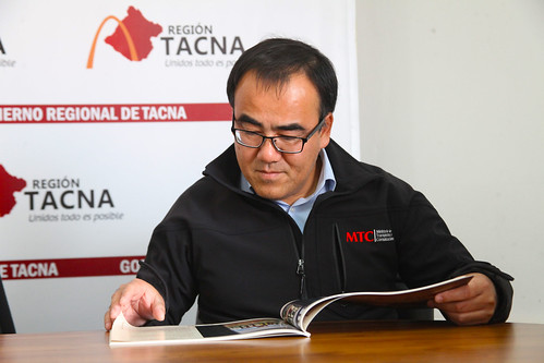 MTC INVIERTE S/. 880 MILLONES EN INFRAESTRUCTURA VIAL Y DE TELECOMUNICACIONES EN LA REGIÓN TACNA