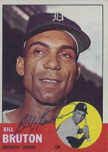 1963 Topps - Bill