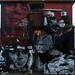 Roma. Primavalle. Urban art by Chekos for Muracci Nostri-Festival Gian Maria Volontè