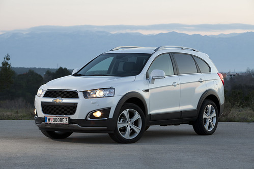 2014 Chevrolet Captiva - facelift - 02
