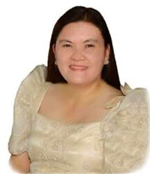 Leyte Mayor Victoria Salvacion-David