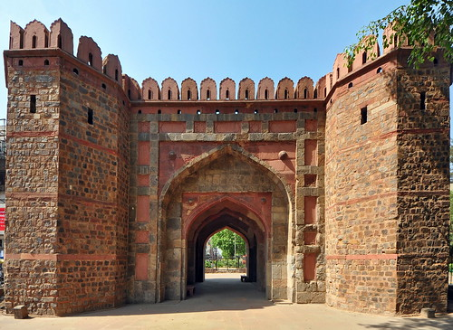 India - Delhi - Delhi Gate
