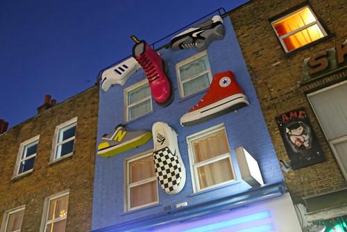 Camden High Street - London (United Kingdom)