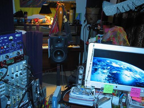 Antifluff Superstar - Recording Studio Cockpit