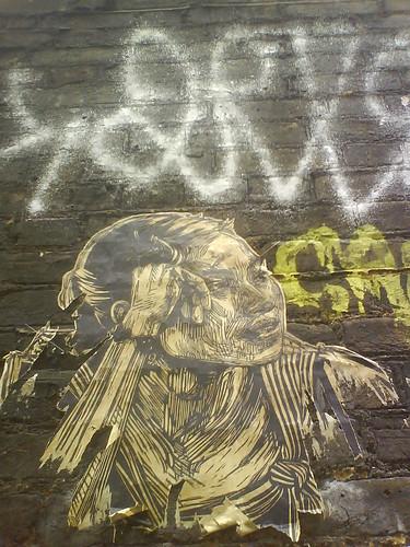 Swoon London Street Art