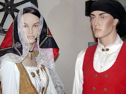 Bari Sardo (Ogliastra) - Costumi sardi