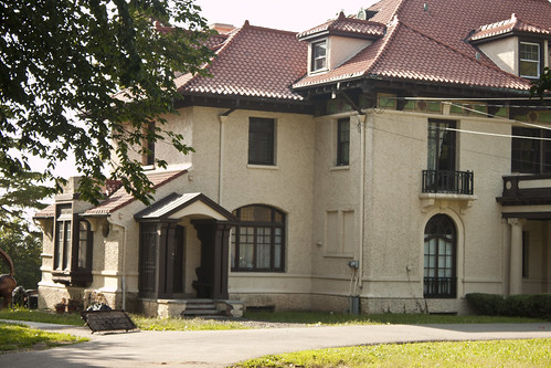 Louis A. and Laura Stirn House