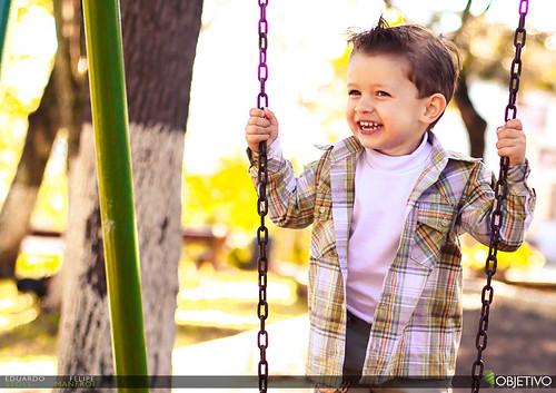 Ensaio de 3 Anos Klaus