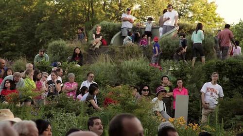 MazaMezé at Toronto Botanical Garden on Vimeo by Jim Shedden
