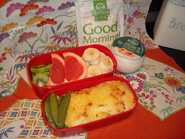 Cottage Pie Bento