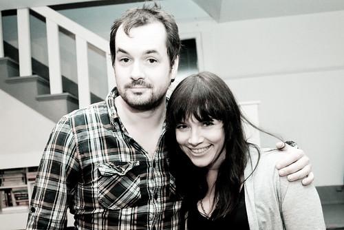 Jim and Lauren Ashley Bishop