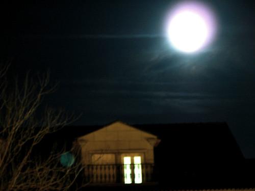 Noite de lúa chea