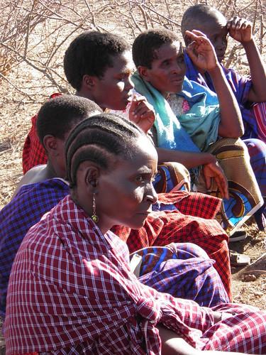 Tanzania: Maasai Women's Group