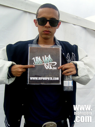 FESTIVAL HIP HOP AL PARQUE 2011 - KAVELO