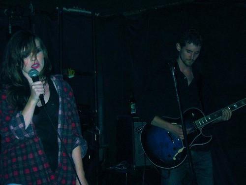 Haley Bowery & Patrick Deeney