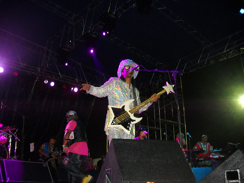 AFA 2011 Bootsy Collins