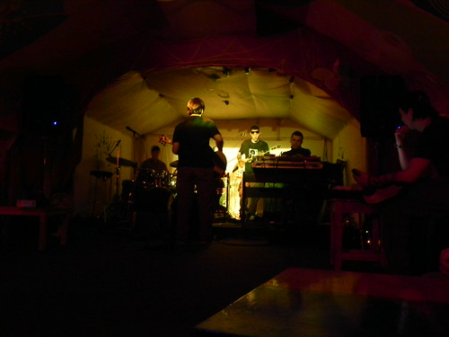 tapeunderground soundcheck