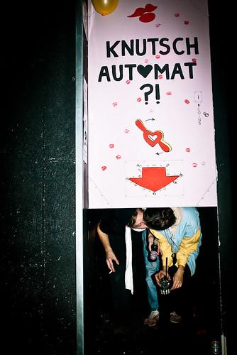 Der Automat funktioniert