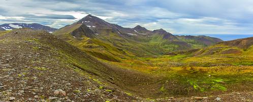 Mount Illviðrahnjúkur