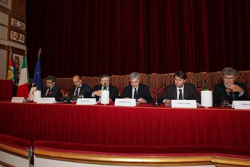 La diplomazia della globalizzazione - Conferenza internazionale alla presenza del Presidente della Repubblica
